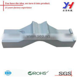 OEM cnc machining 6061 industrial aluminum profile
