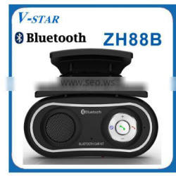 Chinese High Quality Bluetooth Handsfree Steering Wheel Mounted Car Kit