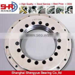 High quality double direction cross roller Axial and radial YRT100 bearing