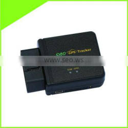 OBD GPS tracker with mileage caculation