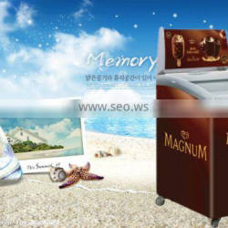 High quality ice cream freezer for sale
