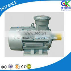 low voltage three phase explosion proof motor for coal mine