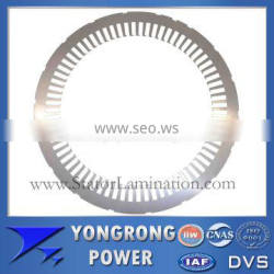 IE3 High Voltage Electric Motor Stator Lamination