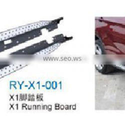 FOR BMW X1 Front And Rear Bumper,Running board,Tail Door Pedal,Roof Rack