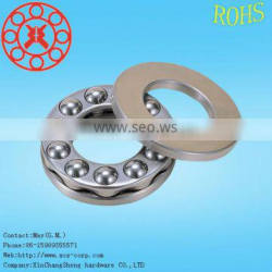 Chrome Steel bearings 51100 for made in china