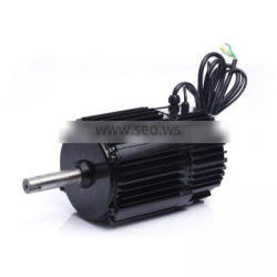 100% copper wire 1000w 220Vac 2400rpm brushless dc motor