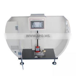 Best Selling Cantilever Beam Pendulum Impact Resistance Tester For Plastic Price
