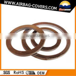 New products high quality o ring copper engine gasket exhaust pipe gasket