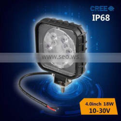 newest 18W led flood work light for truck