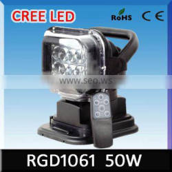 cree remote controlled directional lights RGD1061 remote controlled directional lights