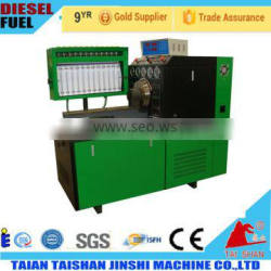 ISO9001-2000 Certification and Engine Analyzer Type fuel injection pump test bench