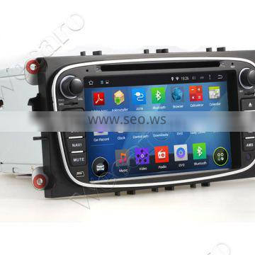 Wecaro WC-FU7608 Android 4.4.4 car dvd player HD for ford focus dvd radio 2007 - 2010 Steering Wheel Control