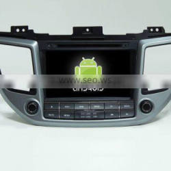 Quad core android car media player,wifi,BT,mirror link,DVR,SWC for Hyundai IX35 2015