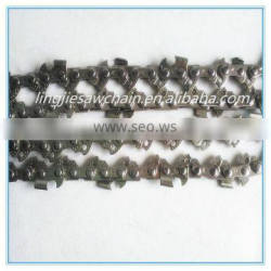"""durable and reliable performance 3/8""""LP saw chain for gasoline tree cutting machine"""