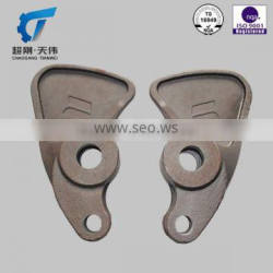China custom supply gray cast iron castings