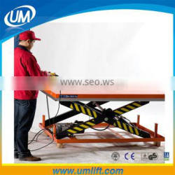 Good Cylinder Heavy Duty Auto Min Small Scissor Lift 3000 With Electric Motor