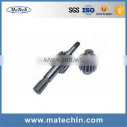 High Precision CNC Machining Stainless Steel Driving Shaft