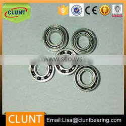 Factory directly supply miniature longboard bearing 608
