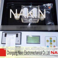 NK-BDV Testing Equipment Maily for Transformer Oil's Dielectric Strength testing