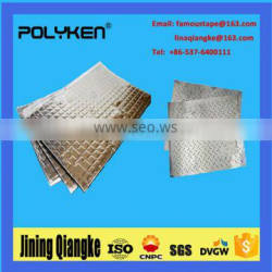 Polyken aluminum foil butyl rubber soundproof and waterproof tape using for car's insulation