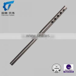 High precision custom machining stainless steel parts metal stick