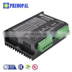 2 phase cnc driver 3 axi low price analog input dmx micro stepper motor driver long control and driver set 2hss86h 3h110ms