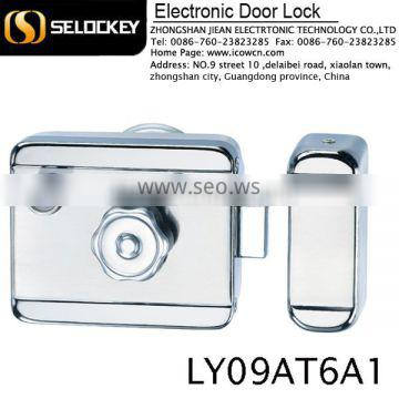 Theft home safe electronic swipe key card door lock(LY09AT6A1)