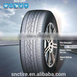China COMFORSER brand pcr car tires in good price
