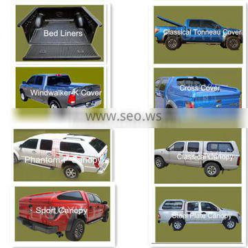 Chev Colorado Pickup Truck Accessories with Superb Service