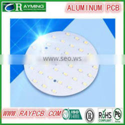 Complex and professional 2mm thickness two-sided aluminum pcb