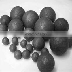 Grinding resistant and high quality forged steel ball for ball mill made in China