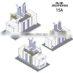 Wholesale JF 15A best bus baking room/bus baking machine/bus spray booth