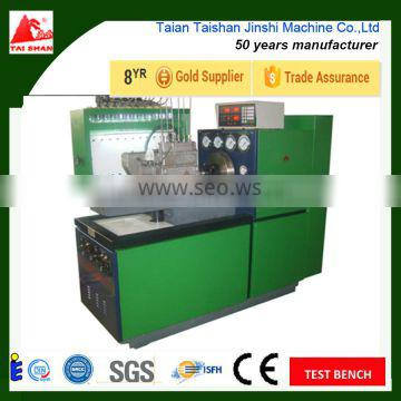 12PSDB150E injection pump test bench drive power 15kW greasing suspension