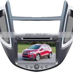 in dash car dvd player for Chevrolet TRAX with GPS,TV,Bluetooth,3G,ipod,PIP,Games,Dual Zone,Steering Wheel Control