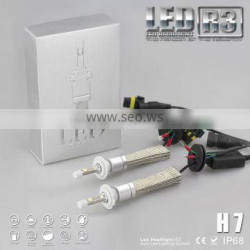 Wholesale led headlight bulbs XHP50 H1 H3 H4 H7 H13 9005 9006 9007 9012 led headlight bulbs