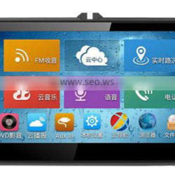 8 inch 2 din Car DVD player with GPS build in 3G/Bluetooth/DVD/Radio quad with CE For Mitsubishi Outlander