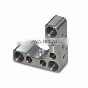 high quality stainless steel machined parts cnc turning and milling stainless steel parts custom fabricating/manufacturing