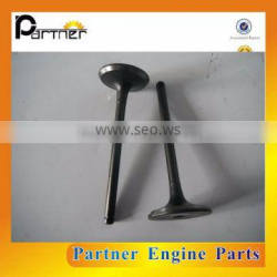 2F&3F Engine component intake valve and exhaust valve IN:13711-60021 EX:13715-60032