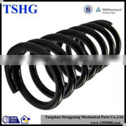 Custom auto suspension coil springs for CARNIVAL