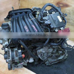 USED ENGINE HR15DE FOR NISSAN MARCH, TIIDA EXPORTED FROM JAPAN