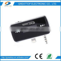 Hot China Products Wholesale instructions car mp3 player fm transmitter