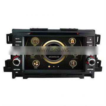 car entertainment and navigation system for Mazda CX-5 with 3G/Bluetooth/iPod/TV