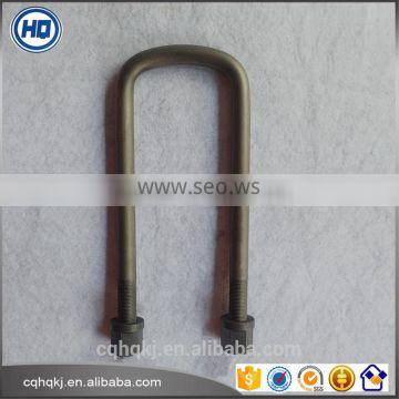 Premium Quality Cheap Price Small Order Accept Suspension u Bolts with Hex Nut for Steyr Front