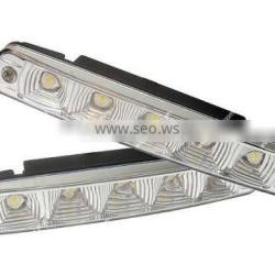 high power led 5 led daylight for car, driving light, DRL