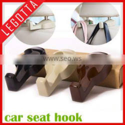 China factory supply high quality super popular durable ABS car hook