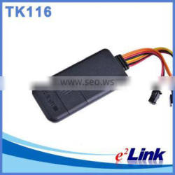 Cut off engine gps tracker TK116 with 200MA battery could put your logo