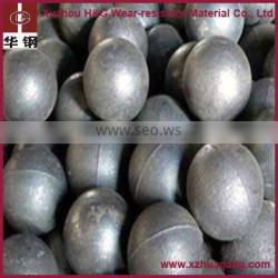 1-6inch Good wear-resistant forged steel ball
