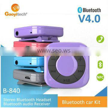Hands Free Car Kit Bluetooth Mp3 Player With Fm Transmitter