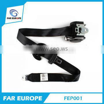 OEM Supplier Polyester Auto Safety Parts Belts Supplier