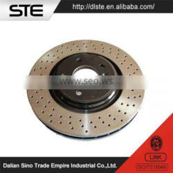 Professional manufacture OEM car accessory brake rotor